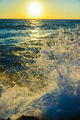 surf at dawn - PhotoDune Item for Sale