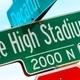 Mile High Stadium Sign - PhotoDune Item for Sale