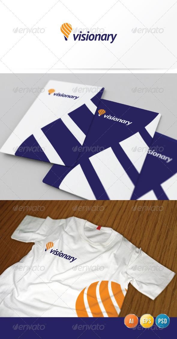 Visionary Logo - Symbols Logo Templates