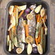 sea bass cooked with vegetable - PhotoDune Item for Sale