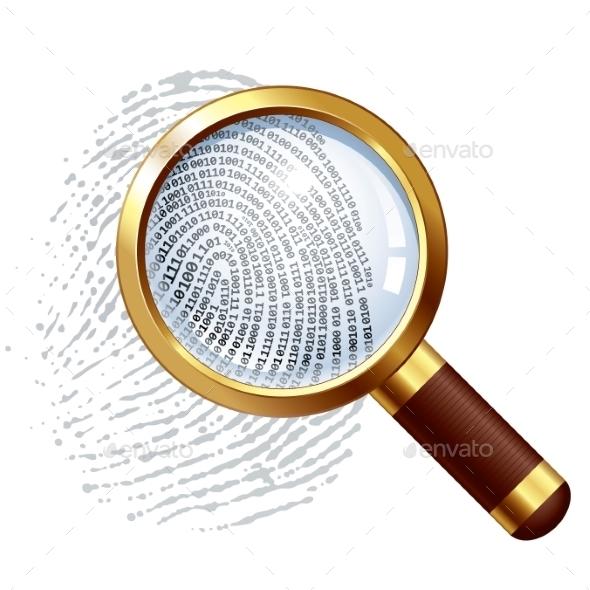GraphicRiver Thumbprint Examination 9244635