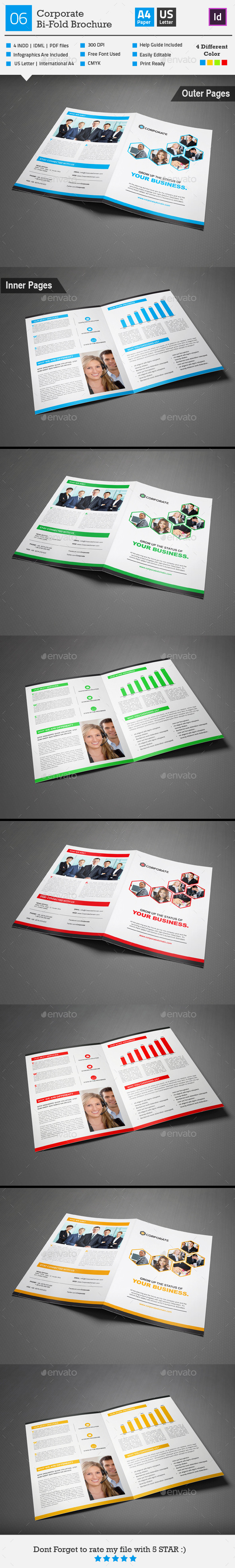 GraphicRiver Corporate Bi-fold Brochure 06 9244660