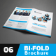 Corporate Bi-fold Brochure 06 - GraphicRiver Item for Sale
