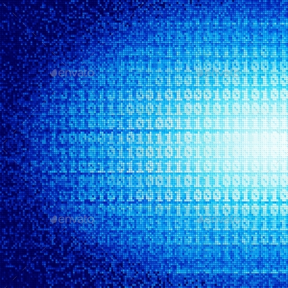 GraphicRiver Binary Code 9244771