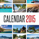 Wall Calendar 2015 V02 - GraphicRiver Item for Sale