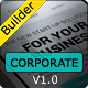 Corporate - Responsive Email Template With Builder - ThemeForest Item for Sale