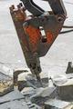 jackhammer on building site - PhotoDune Item for Sale
