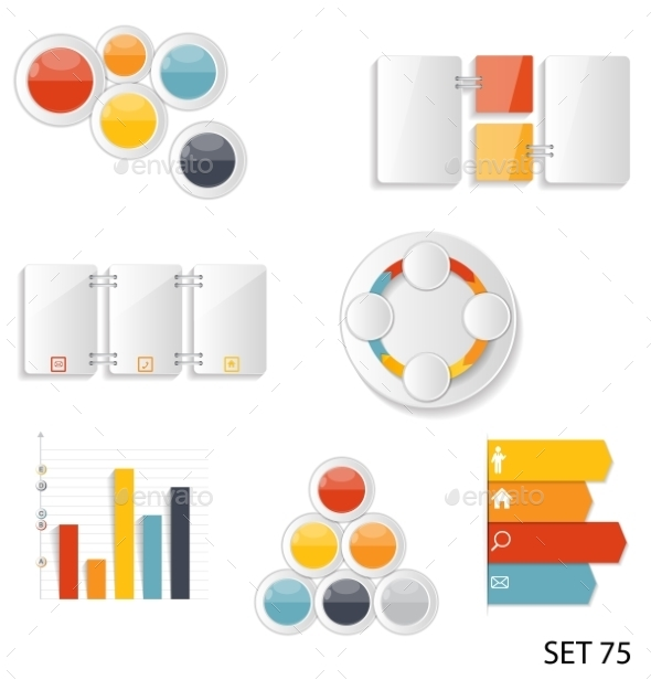 GraphicRiver Infographic Templates for Business 9249627