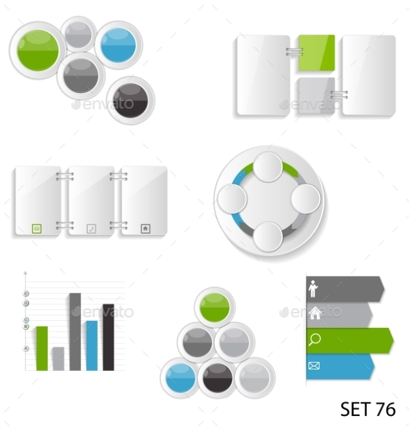 GraphicRiver Infographic Templates for Business 9249628
