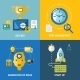 Generation of Ideas Start Up Time Management - GraphicRiver Item for Sale