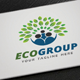 Eco Group Logo - GraphicRiver Item for Sale