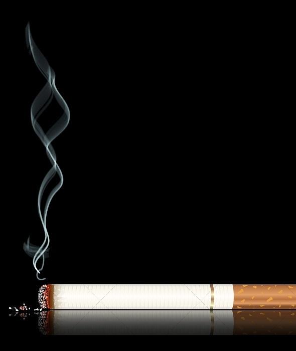 Smoking | GraphicRiver