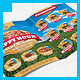 Restaurant Food Promotion Magazine Ad - GraphicRiver Item for Sale