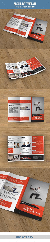 GraphicRiver Creative Trifold Brochure-V177 9249793