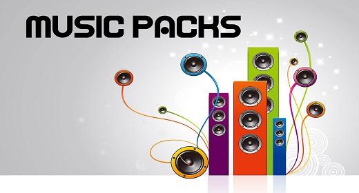 Muisc Packs