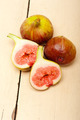 fresh figs on a rustic table - PhotoDune Item for Sale