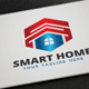 Smart Home Logo - GraphicRiver Item for Sale