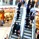 Escalator Shopping Mall People - VideoHive Item for Sale