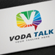 Voda Talk Logo - GraphicRiver Item for Sale