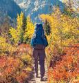 Hike in autumn season - PhotoDune Item for Sale