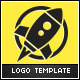 Rocket Logo Template - GraphicRiver Item for Sale
