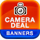 Camera & Photography Banners - GraphicRiver Item for Sale
