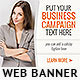 Corporate Web Banner Design Template 53 - GraphicRiver Item for Sale