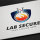 Lab Secure Logo - GraphicRiver Item for Sale
