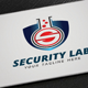 Security Lab Logo - GraphicRiver Item for Sale