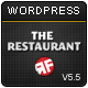 The Restaurant - ThemeForest Item for Sale