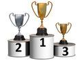Podium Cups - PhotoDune Item for Sale