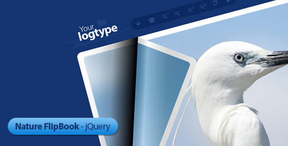 CodeCanyon Nature FlipBook jQuery 9254567
