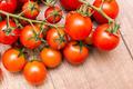 Fresh Red Cherry Tomatoes - PhotoDune Item for Sale