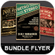 Indie /Retro Bundle Flyer - GraphicRiver Item for Sale
