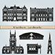 Blackburn Landmarks and Monuments - GraphicRiver Item for Sale