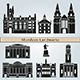 Aberdeen Landmarks and Monuments - GraphicRiver Item for Sale