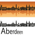 Aberdeen skyline - PhotoDune Item for Sale