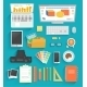 Designer Work Elements - GraphicRiver Item for Sale