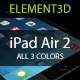 Element3D - iPad Air 2