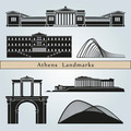 Athens Landmarks - PhotoDune Item for Sale