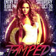 Tamped  Night Party Flyer - GraphicRiver Item for Sale