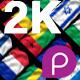 2K World Flag Database Part-2 - VideoHive Item for Sale