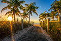 Passage to the beach at sunrise - PhotoDune Item for Sale