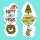 Christmas Vertical Banners - GraphicRiver Item for Sale