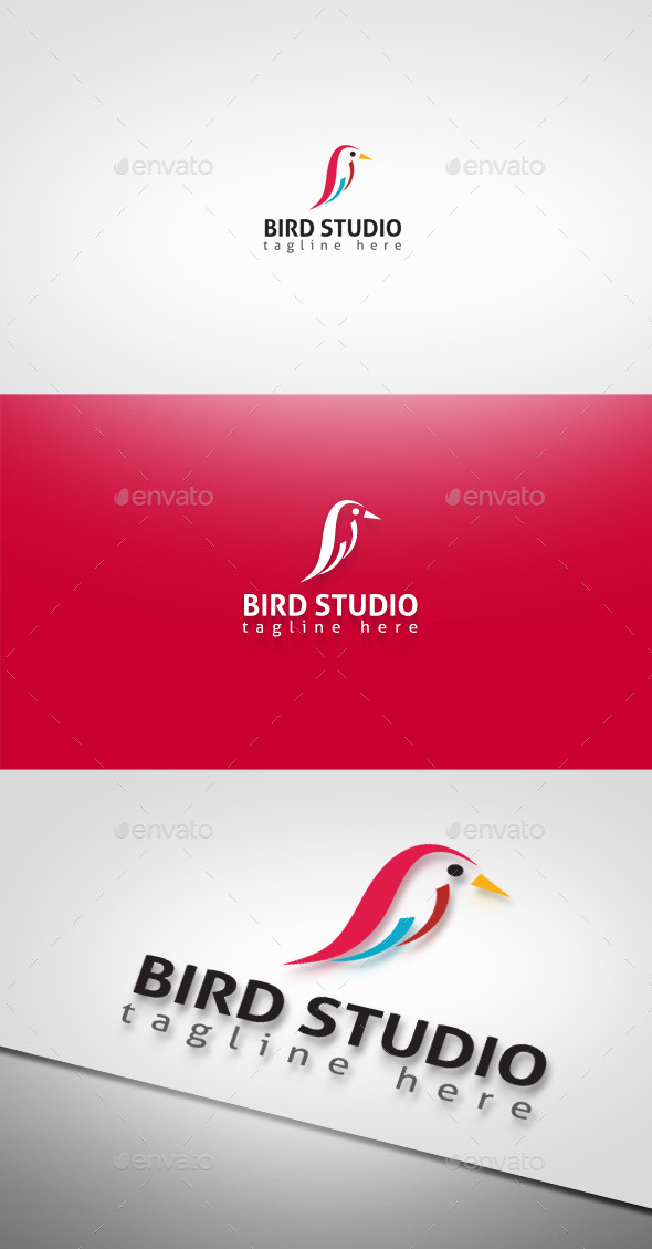 GraphicRiver Bird Studio 9256402