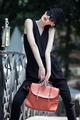 Attractive asian and metallic bridge - PhotoDune Item for Sale