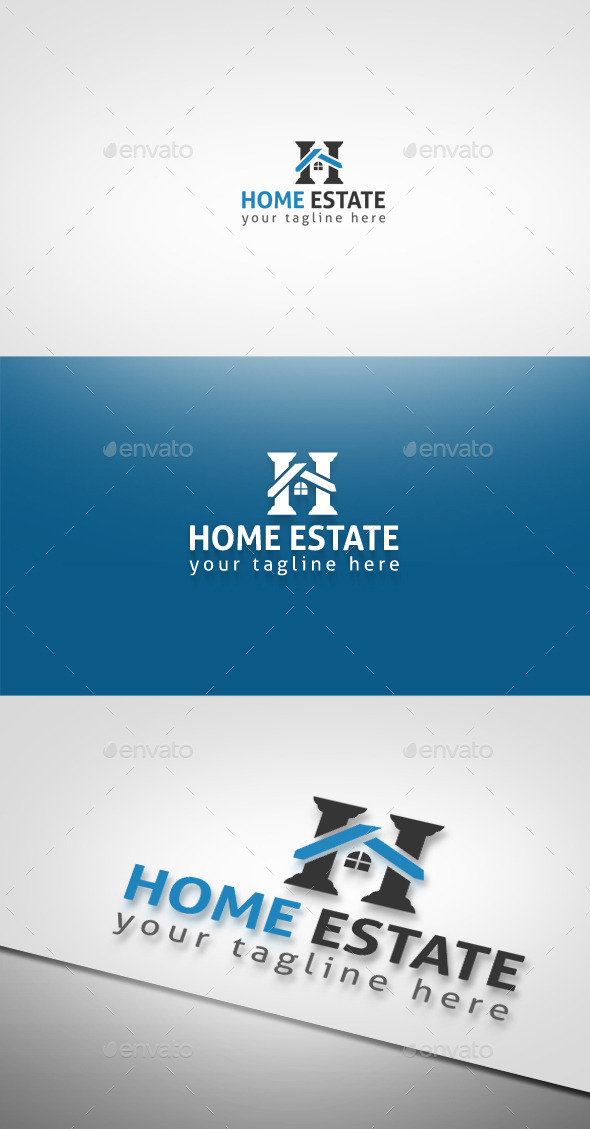 GraphicRiver Home Estate 9256655