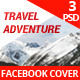 Travel - Adventure Facebook Timeline Covers - GraphicRiver Item for Sale