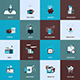 Set of Flat Design Concept Icons - GraphicRiver Item for Sale