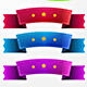 Colored Ribbons Set - GraphicRiver Item for Sale